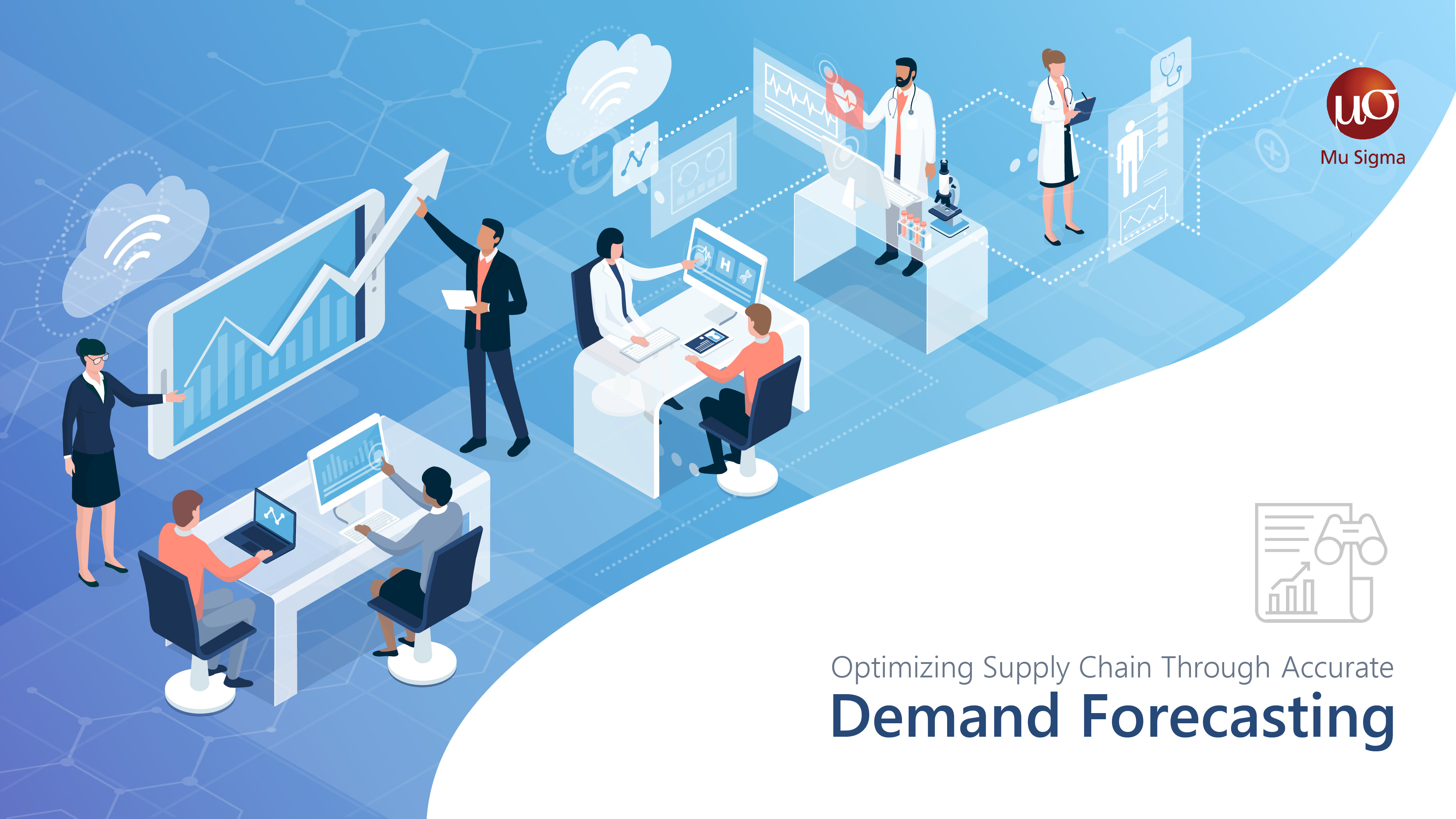 Demand Forecasting for a Medical Devices Company