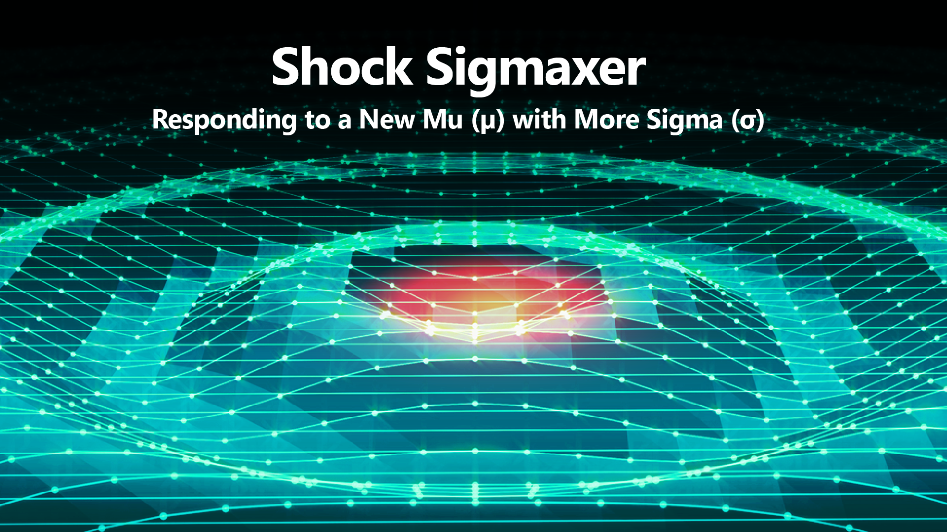 Shock Sigmaxer