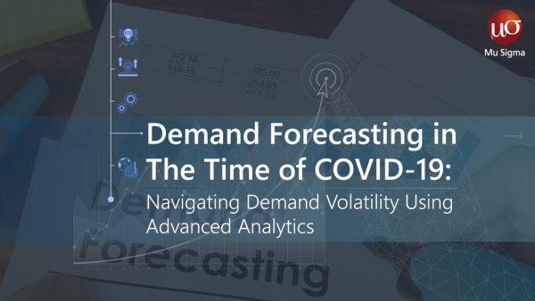 Demand Forecasting in The Time of COVID-19 | Case Study